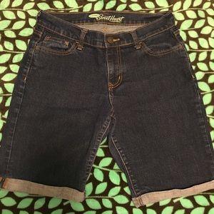 Old Navy Sweetheart Bermuda Shorts